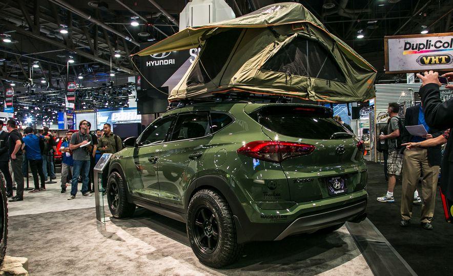 Hyundai Tucson JP Adventuremobile concept - Slide 2