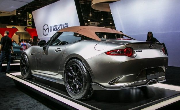 The Retro Mazda Miata Spyder Concept Is So, So Cool – News – Car and ...