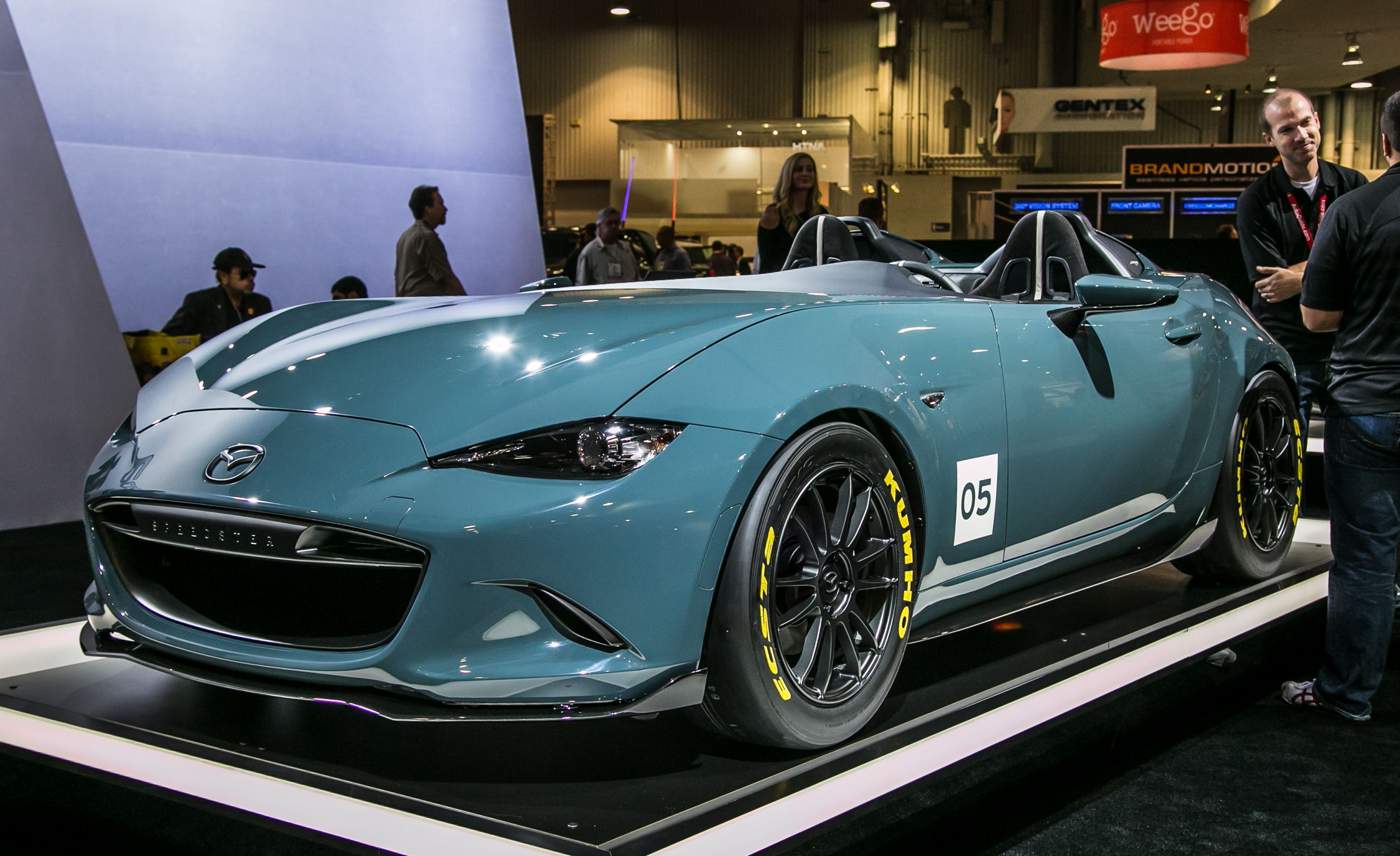 This Mazda Miata Speedster Concept Is Purity on Wheels  News