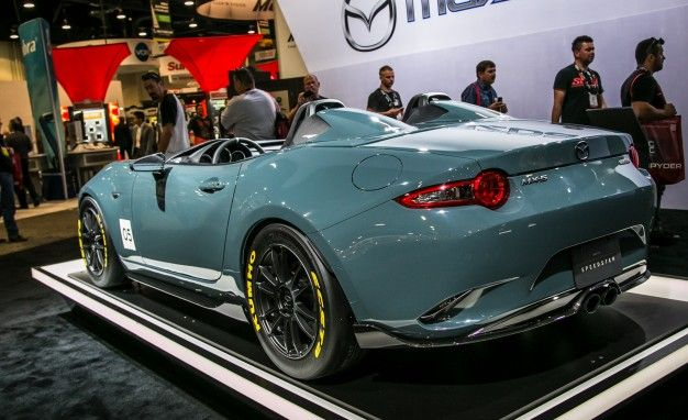 This Mazda Miata Speedster Concept Is Purity on Wheels – News – Car ...