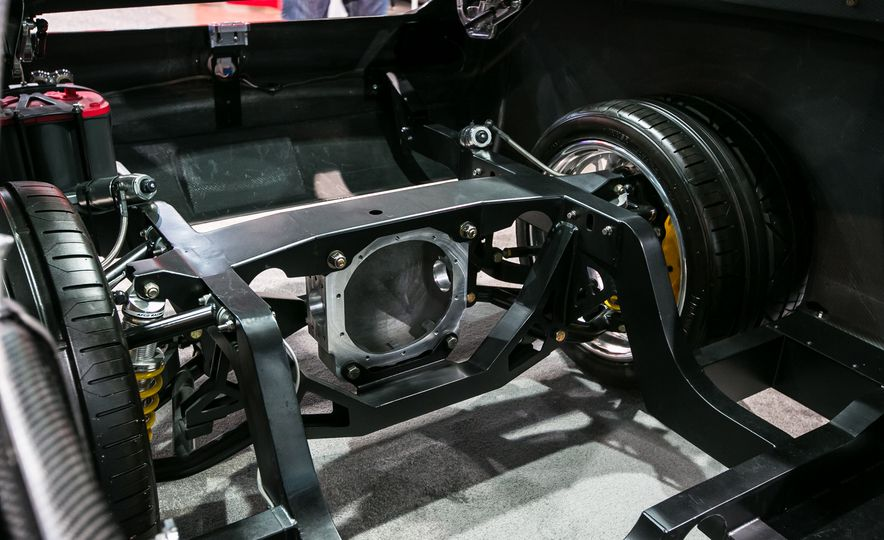 The Very Best Rides of SEMA 2015, Day Two - Slide 4
