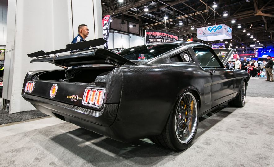 The Very Best Rides of SEMA 2015, Day Two - Slide 5