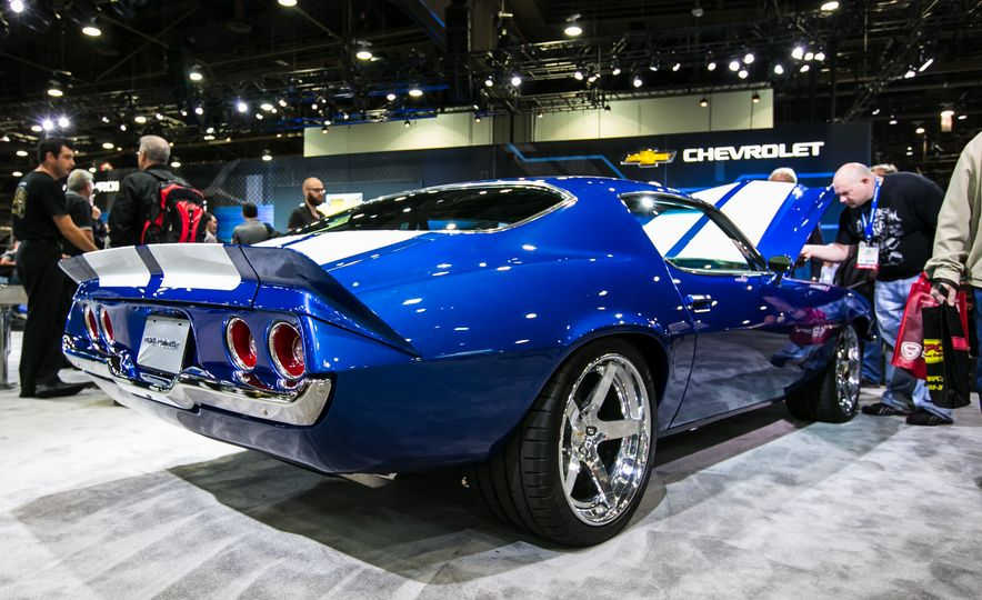 The Very Best Rides of SEMA 2015, Day Two - Slide 9