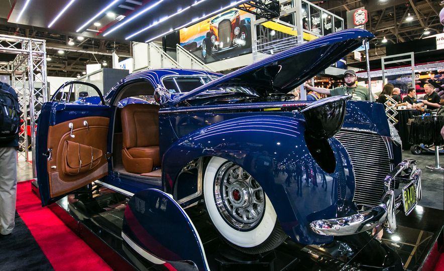 The Very Best Rides of SEMA 2015, Day Two - Slide 10
