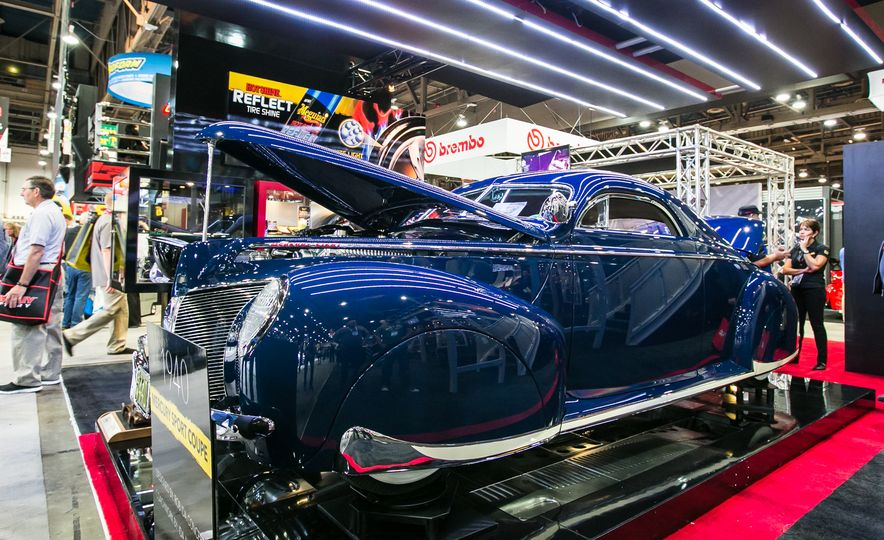 The Very Best Rides of SEMA 2015, Day Two - Slide 11