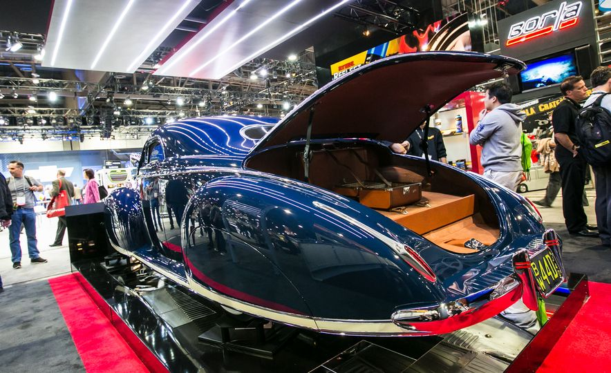 The Very Best Rides of SEMA 2015, Day Two - Slide 12