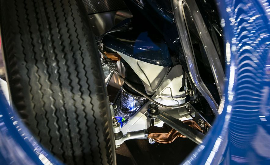The Very Best Rides of SEMA 2015, Day Two - Slide 14