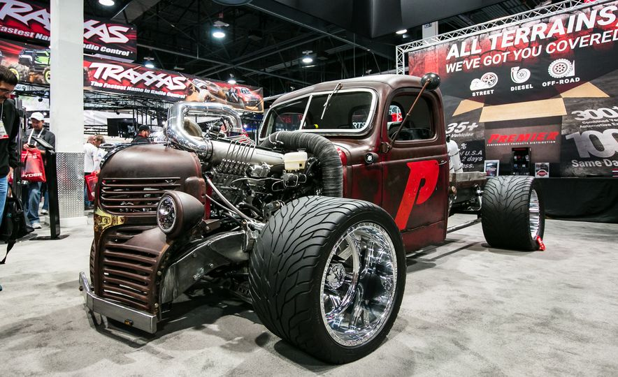 The Very Best Rides of SEMA 2015, Day Two - Slide 16