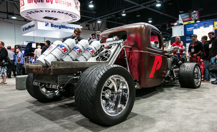 The Very Best Rides of SEMA 2015, Day Two - Slide 17