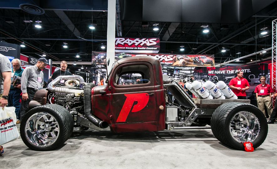 The Very Best Rides of SEMA 2015, Day Two - Slide 19