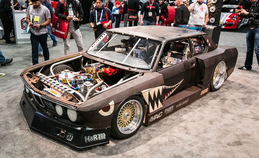 The Very Best Rides of SEMA 2015, Day Two - Slide 20