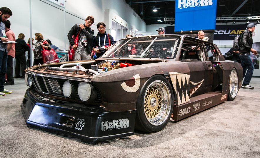 The Very Best Rides of SEMA 2015, Day Two - Slide 21