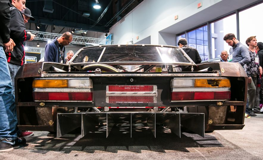 The Very Best Rides of SEMA 2015, Day Two - Slide 23