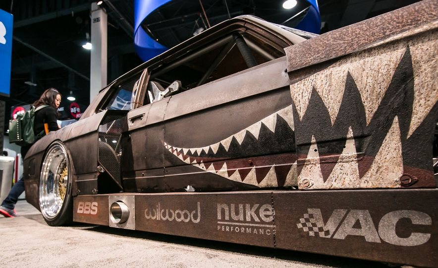 The Very Best Rides of SEMA 2015, Day Two - Slide 26