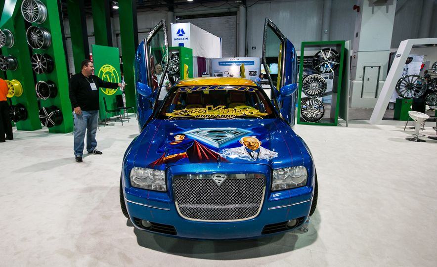 The Very Best Rides of SEMA 2015, Day Two - Slide 27
