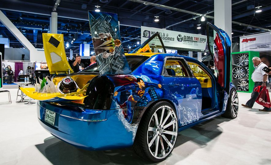 The Very Best Rides of SEMA 2015, Day Two - Slide 32