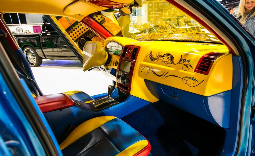The Very Best Rides of SEMA 2015, Day Two - Slide 29