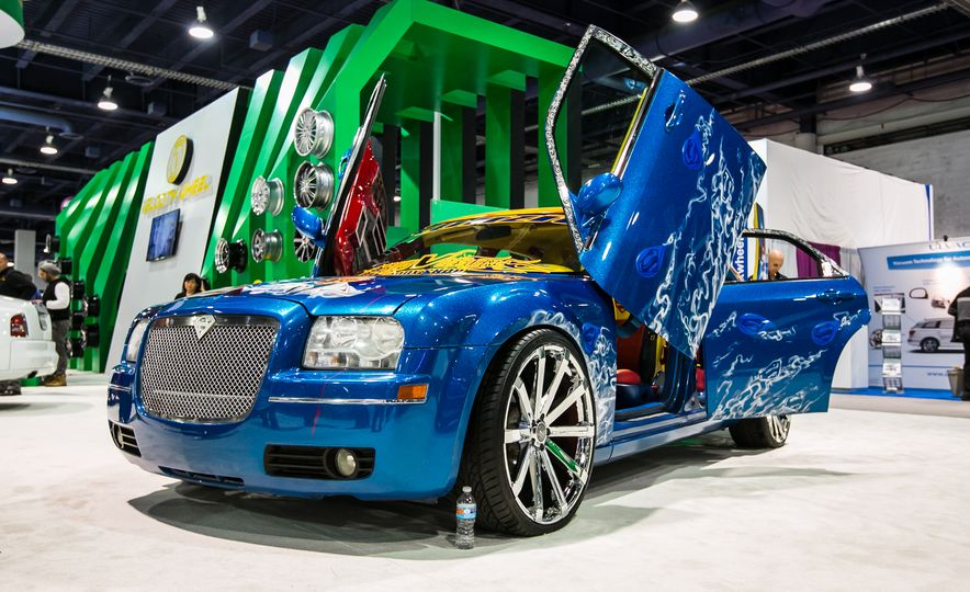 The Very Best Rides of SEMA 2015, Day Two - Slide 30