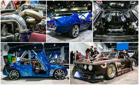 The Very Best Rides of SEMA 2015, Day Two