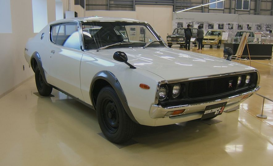 Skylines, Fairladys, and Even a Prince: Highlights from the Weird, Cool Nissan Heritage Collection - Slide 24