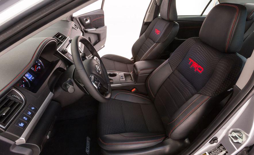 Toyota Camry TRD concept - Slide 11