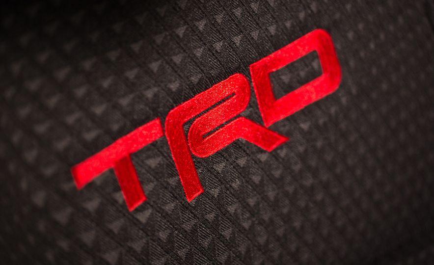 Toyota Camry TRD concept - Slide 12