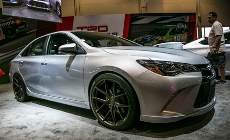 Trd Turns Camry Xse Into S E X