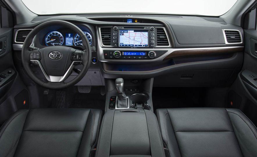 Toyota Highlander TRD concept - Slide 20