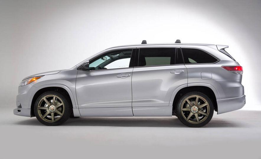 Toyota Highlander TRD concept - Slide 6