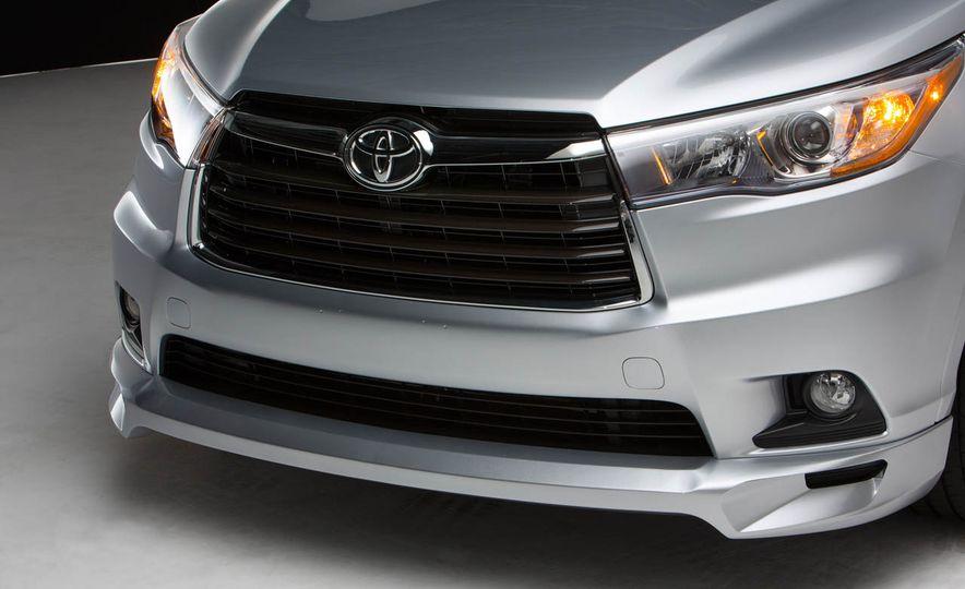 Toyota Highlander TRD concept - Slide 7