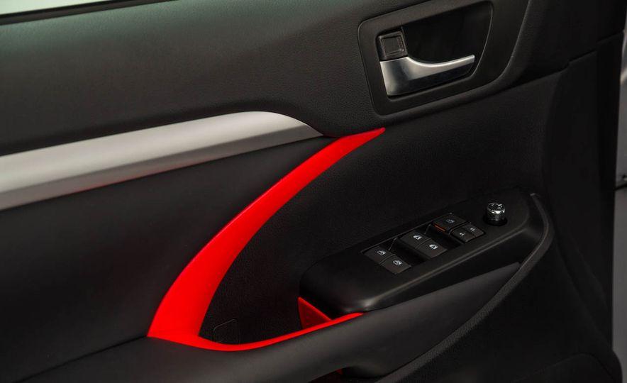 Toyota Highlander TRD concept - Slide 12