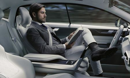 Volvo Concept 26: Drivers Deserve a Maybach Seat in Our Automated Future