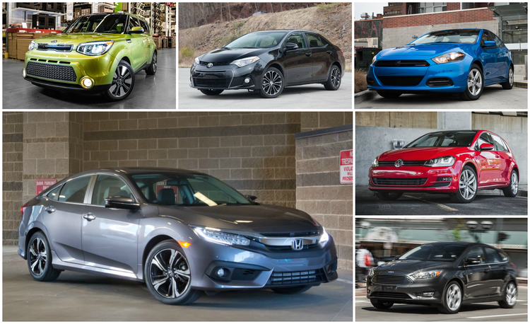 Small Wonders: Every Compact Car Ranked from Worst to Best