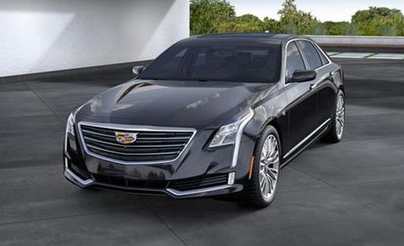How We'd Spec It: Our 2016 Cadillac CT6? A Hot Rod with a Sound System