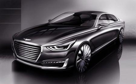 G Funk Era: Hyundai Teases New Genesis G90