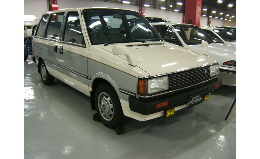 Skylines, Fairladys, and Even a Prince: Highlights from the Weird, Cool Nissan Heritage Collection - Slide 26