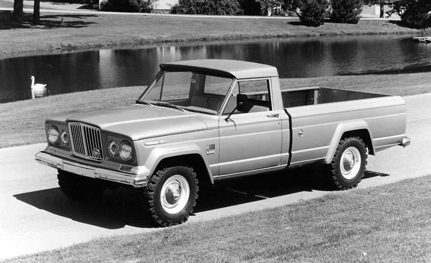 Pick Em Up The 51 Coolest Trucks Of All Time
