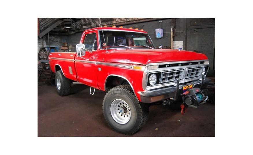 51 Coolest Trucks - Slide 4