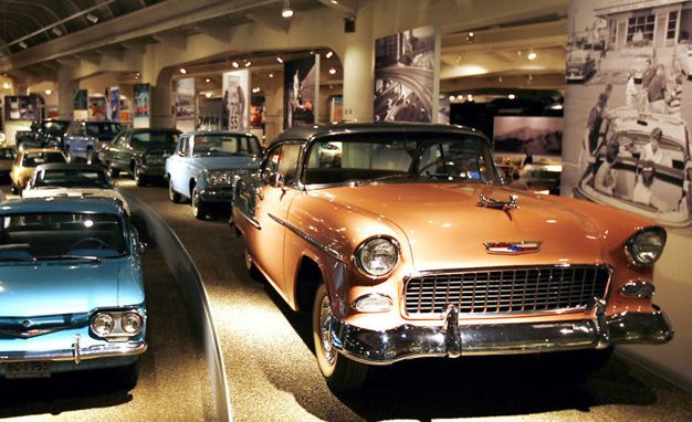 Bored Over the Holiday Break? These 10 Auto Museums Are Worth a Visit
