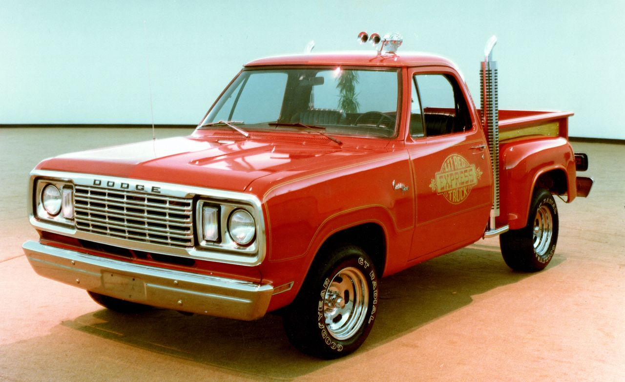 Pick Em Up The 51 Coolest Trucks Of All Time Feature Car And 1977 Dodge Warlock Wiring Diagram Driver