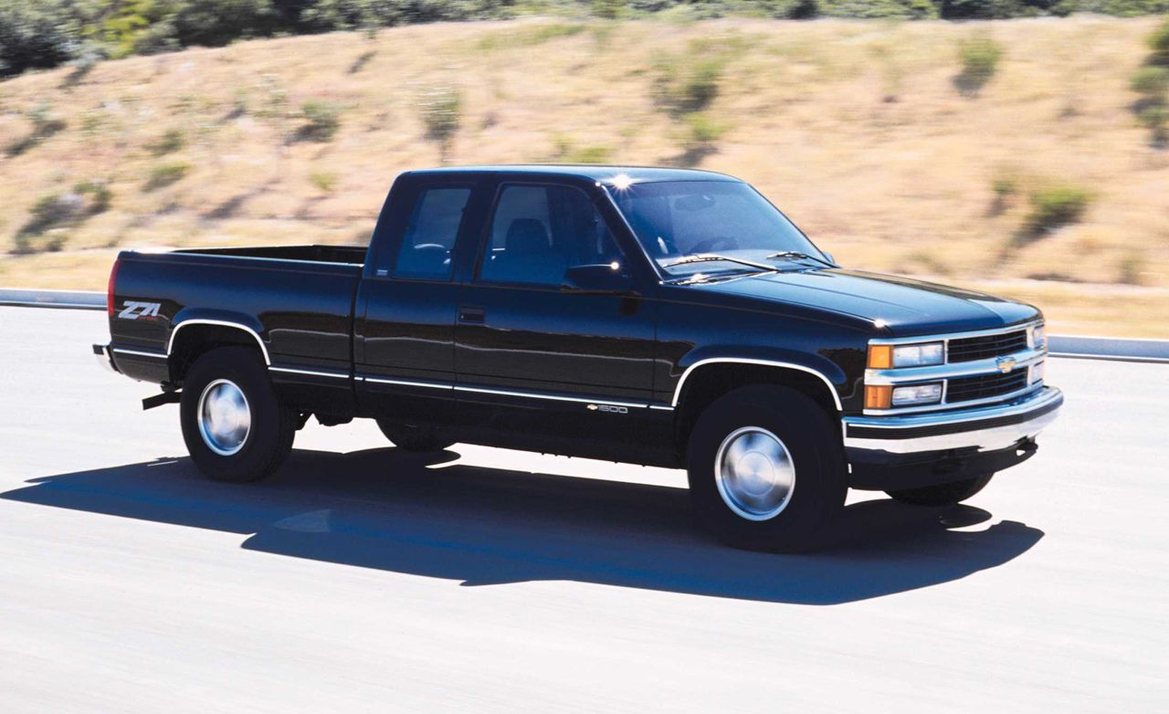 Pick Em Up The 51 Coolest Trucks Of All Time Feature Car And 1995 Chevy 3 4 Liter Engine Driver