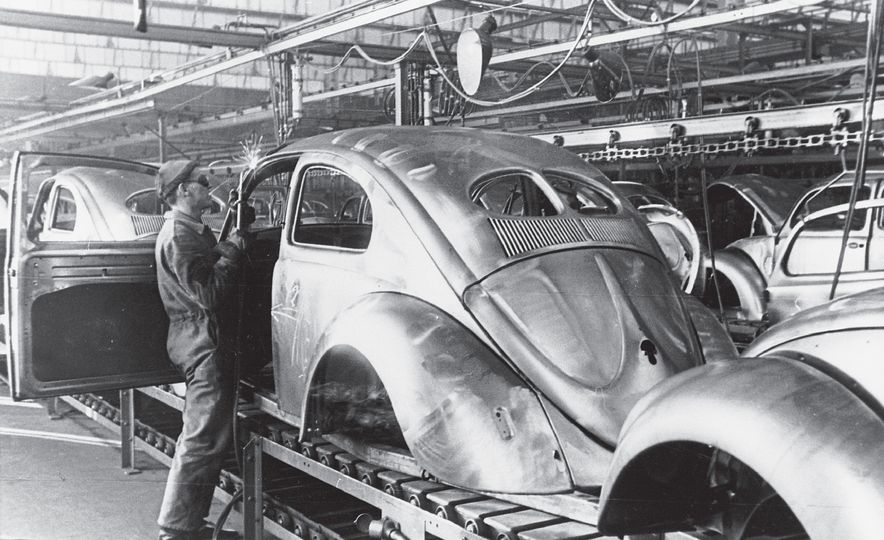 The Bug's Life: A History of the Volkswagen Beetle - Slide 4