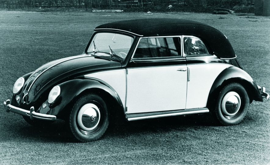 The Bug's Life: A History of the Volkswagen Beetle - Slide 5
