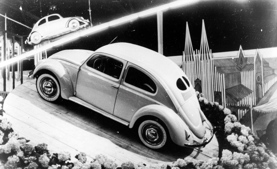 The Bug's Life: A History of the Volkswagen Beetle - Slide 7