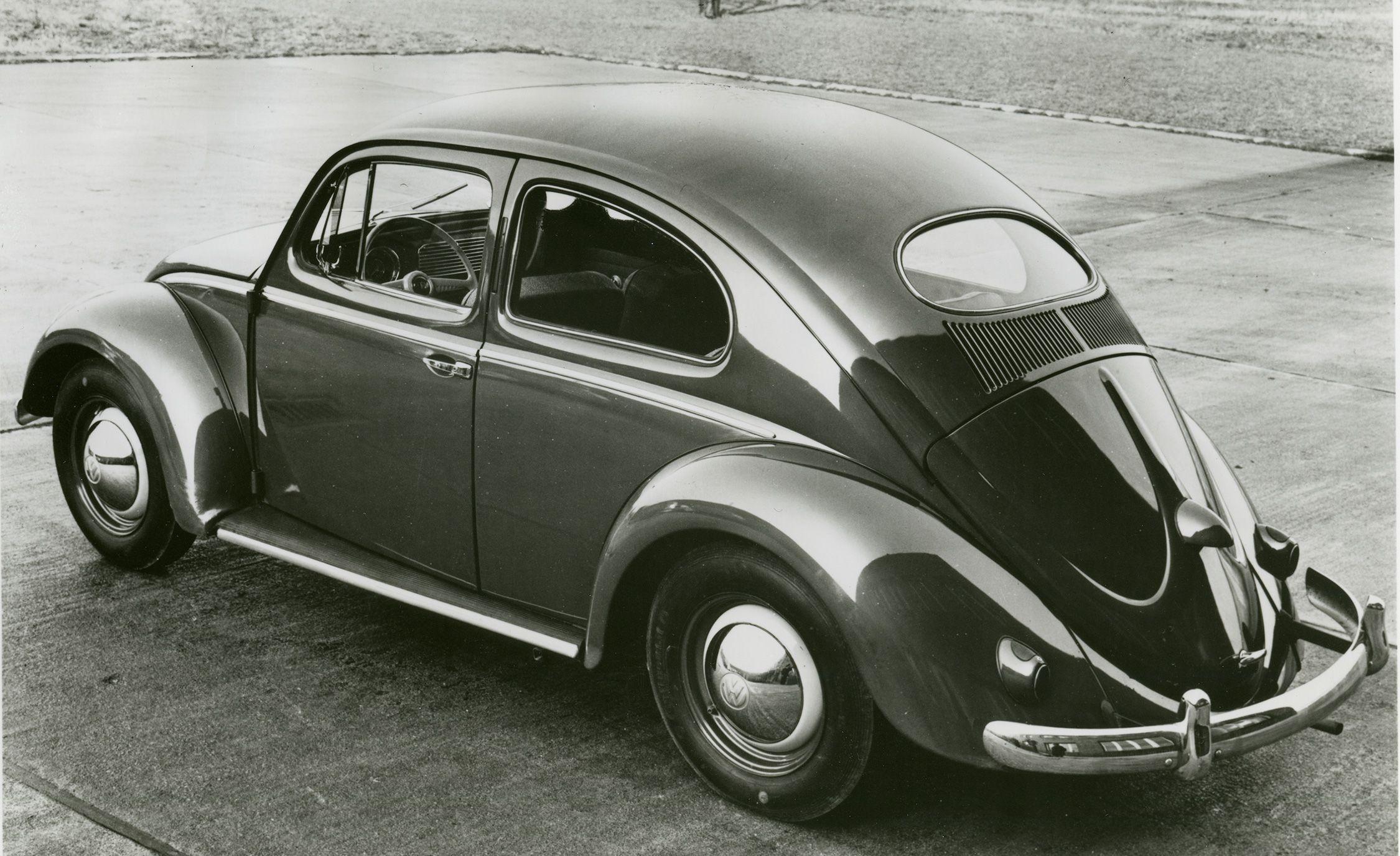 the bug s life a history of the volkswagen beetle flipbook car rh caranddriver com VW Passat Manual 1991 Volkswagen Passat Repair Manual