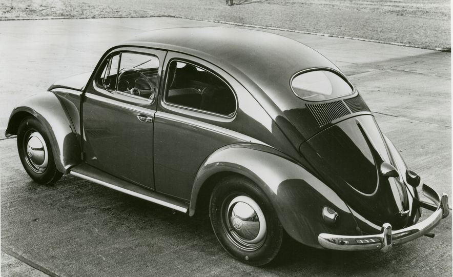 The Bug's Life: A History of the Volkswagen Beetle - Slide 10