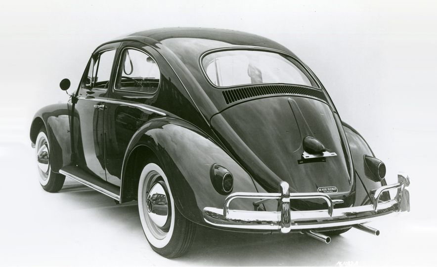 The Bug's Life: A History of the Volkswagen Beetle - Slide 12