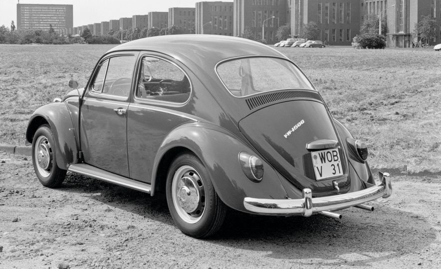 The Bug's Life: A History of the Volkswagen Beetle - Slide 15