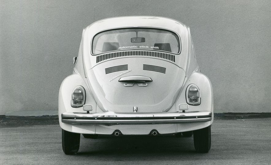 The Bug's Life: A History of the Volkswagen Beetle - Slide 17