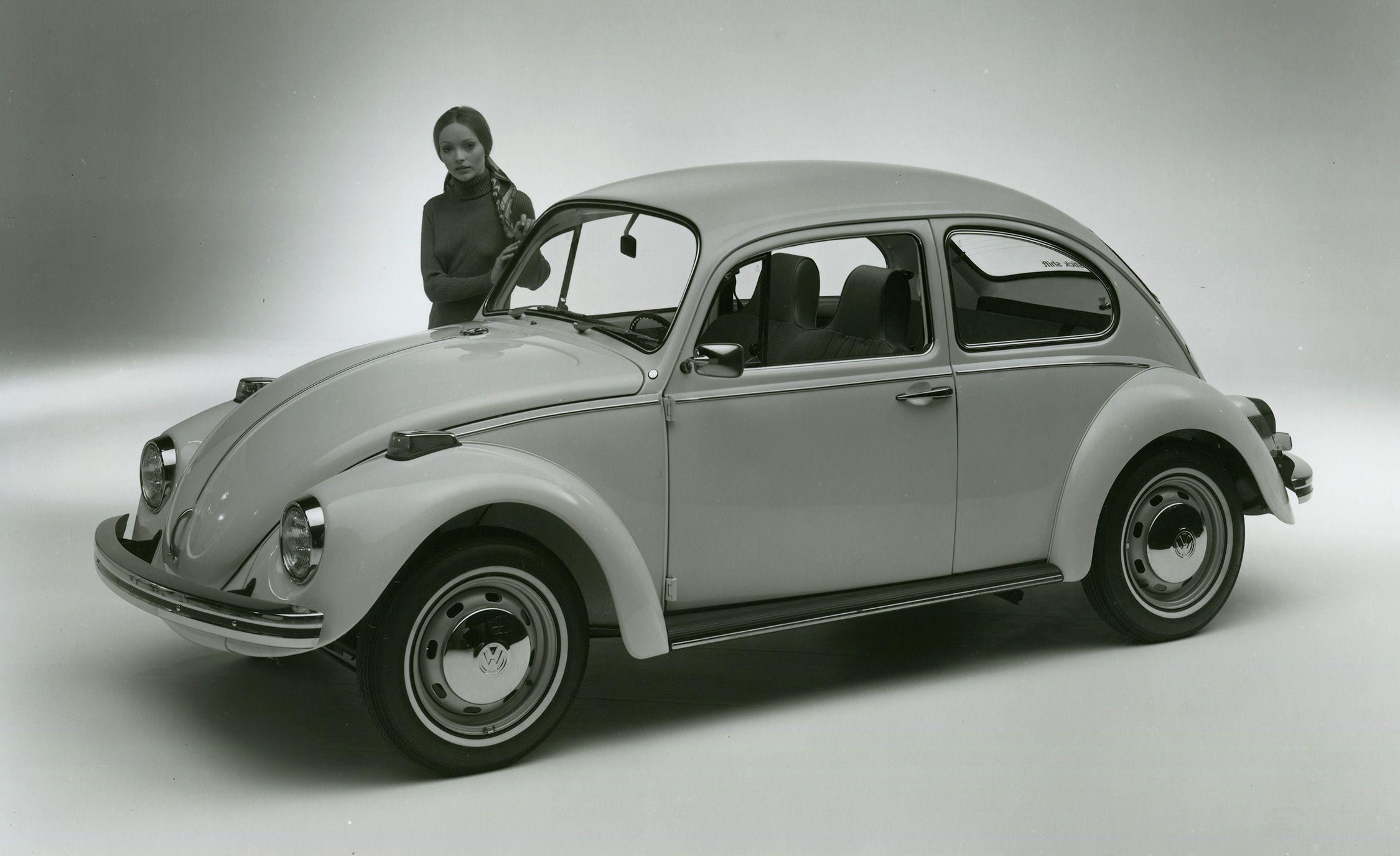 Vw Beetle Timeline Auto Express